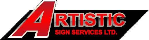 Artistic Sign Service Wordpress